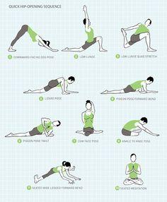Essential Sequence: Quick Hip Openers | Jason Crandell Vinyasa Yoga Method