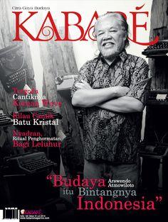 Kabare Magazine edisi Juli 2014