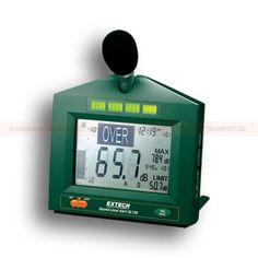 http://termometer.dk/lydmaler-r13047/lydmaler-instrument-r13061/lydmaler-med-alarmfunktion-visuel-alarm-og-sporbare-kalibreringscertifikat-sl130g-53-SL130G-NIST-r13083  Lydmåler med alarmfunktion (visuel alarm), og sporbare kalibreringscertifikat, SL130G  Wall, skrivebord eller stativ mount med valgfri 5m forlængerkabel til mikrofonen på fjernbetjeningen  Røde blink eller grønne lysdioder styrker kan læses fra 30m afstand  Kontinuerlig overvågning af lydniveau...