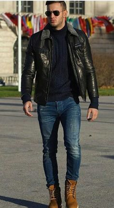 Rock the rugged look!