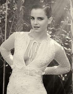 Emma Watson by Mariano Vivanco