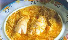 Receta de Cazuela de fideos a la andaluza Pasta, Thai Red Curry, Spanish, Recipies, Ethnic Recipes, Food, Spanish Food, Spanish Cuisine, Homemade Food