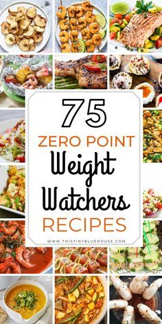 Zero Point Weight Watchers Food Ideas 75 MUST TRY Zero Point Weight Watchers Food and recipe ideas that are sure to make sticking to your diet an absolute breeze. From apps to soups and lunches, dinners an Weight Loss Meals, Weight Watcher Snacks, Points Weight Watchers, Weight Watchers Diet, Diet Plans To Lose Weight Fast, Losing Weight, Weight Watchers Meal Plans, Best Diet Foods, Best Diets