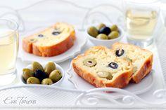 Olive cake1Кекс с маслини