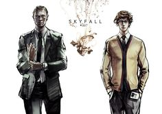 Skyfall: James Bond and Q