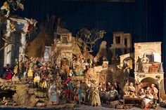 Nativity Scene from Sorrento Cathedral