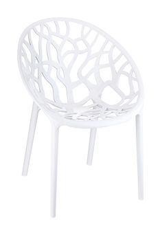 Stunning  Siesta Exclusive Contract Collection CRYSTAL Armchair Stacking armchair for indoor and outdoor