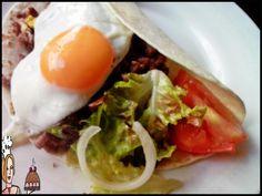 Tortilhas com picadinho com queijo e mostarda  ♥♥♥ - http://gostinhos.com/tortilhas-com-picadinho-com-queijo-e-mostarda-%e2%99%a5%e2%99%a5%e2%99%a5/