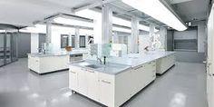 Laboratory furniture from the specialist - WALDNER Laboreinrichtungen GmbH & Co. Interior Exterior, Interior Design, Research Lab, Healthcare Design, Shop Organization, Design Lab, School Design, Furniture Design, Labs