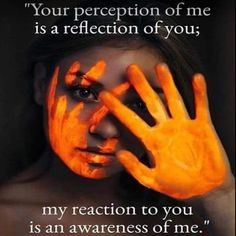 Your perception of me is a reflection of you; my reaction to you is an awareness of me. Awakening Quotes, Spiritual Awakening, Spiritual Enlightenment, Wisdom Quotes, Me Quotes, Daily Quotes, Worth Quotes, Inspirational Quotes, Motivational Quotes