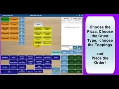 ACT-POS Pizzeria Point of Sale Solutions with Aldelo 2013 Professional.  Quick Video for YOU