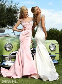 2015 Sherri Hill Prom Dress 32130