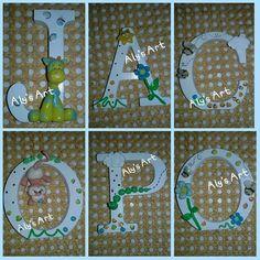 lettere legno decorate in porcellana fredda https://www.facebook.com/Alys-Art-Creazioni-Handemade-by-Fabiola-648406055279036/?ref=bookmarks
