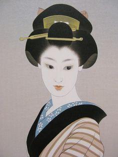 Tatsumi Shimura (Japan 1907-1980)