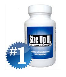 """The male enlargement supplement is called """"Size Up XL"""" .. Yet, can this claiming-to-be rated number 1 product really size up men's penis to XL ? #SizeUpXL #Enlargement http://becomingalphamale.com/size-up-xl-does-size-up-xl-work-this-review-explains-it-all"""