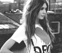 Inspiring animated gif amanda holden, black and white, brunette, building, drop dead, fashion, gif, girl, hair, hot, model, roof #236219 - Resolution 500x254px - Find the image to your taste