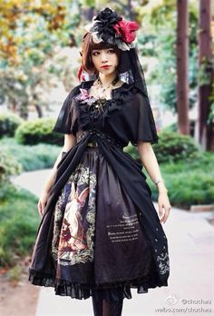surfacespell 14 fall new works Gothic &Lolita