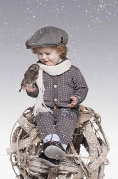 Ulla suit from MOLE - Little Norway AW13