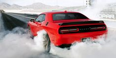 """The Dodge Demon does the 1/4-mile in 9.65 seconds. Here's what it takes to go quicker in a """"regular"""" Hellcat."""