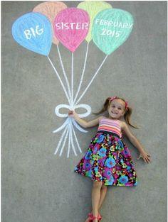 Ideas creativas para anunciar un embarazo 10