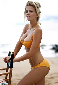 La actriz Brooklyn Decker, protagonista de películas como 'Battleship' (2012), 'Qué esperar cuando estás esperando' (What to Expect When You're Expecting) (2012) y 'Sígueme el rollo' (Just Go with It) (2011)