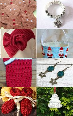Christmas in July by Lisa Hutchens on Etsy--Pinned with TreasuryPin.com
