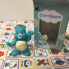 For Sale: Care Bear Keychain  for $3