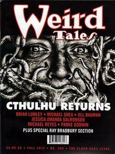 Weird Tales 360 (Fall 2012)