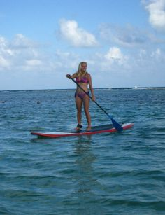 ONLY stand up paddle ecological adventure excursion in Mexico on Laguna Bacalar! A week long all inclusive camp for adults wanting a jungle adventure in the Caribbean centered around stand up paddle (SUP), yoga, and SUP yoga. Experience the ancient Mayan culture. Scuba dive. Snorkel. Relaxing spa day. Reserve your space for only a $500 deposit. Camp April 21-27, 2013.