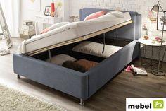 Łóżko PRADO z pojemnikiem i stelażem - sklep meblowy Boy Room, Prado, Decoration, Bunk Beds, Ikea, Shabby, Inspiration, Loft, House Styles
