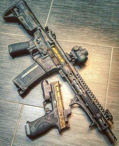AR Parts for Custom Rifles Military Weapons, Weapons Guns, Guns And Ammo, Military Army, Custom Ar, Custom Guns, Armas Airsoft, Ar Rifle, Cool Guns