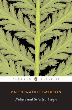 """Nature and Selected Essays"" by Ralph Waldo Emerson. $9.75 for 10+ copies (35% off)."