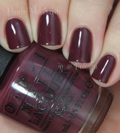 OPI, Brazil Collection: OPI Scores A Goal! Cute Nails, Pretty Nails, Essie, Opi Nail Colors, Nail Colour, Vernis Semi Permanent, Colorful Nail Designs, Nagel Gel, Opi Nails