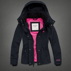 Hollister All-Weather Jacket | Outerwear Women | Pinterest | Coats