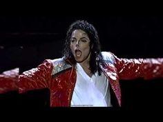 Michael Jackson - Beat It - Live Auckland 1996 - HD - YouTube