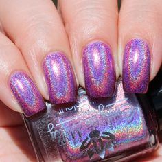 Emily de Molly A Veiled Promise swatched by Olivia Jade Nails