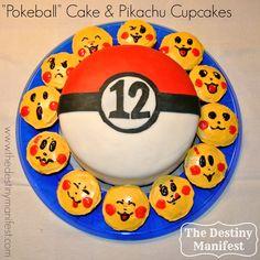 "Pokemon ""Pokeball"" Fondant Cake Decorating Tips & Hints for Beginners | The Destiny Manifest"