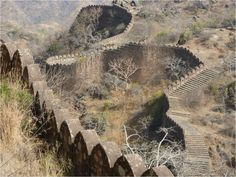Kumbhalgarh – The Great Wall of India