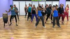 uptown funk dance choreography - YouTube OMFG I'm so stoked on that drummer. She zumbas and drums at the same time.