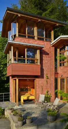 1000 images about fire tower cabins on pinterest towers for Fire tower cabin plans