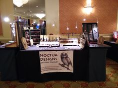 Booth at Steampunk E