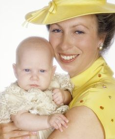 Princess Anne and daughter Zara