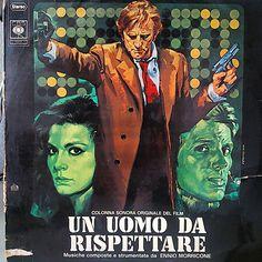 Ennio Morricone - Un uomo da rispettare soundtrack