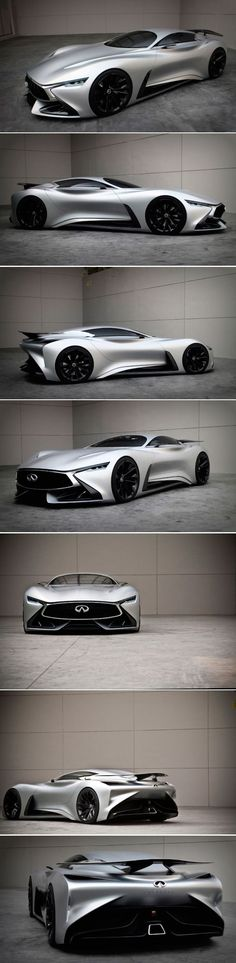 Infiniti Concept Vision GT :: done for Gran Turismo 6  #RePin by AT Social Media Marketing - Pinterest Marketing Specialists ATSocialMedia.co.uk