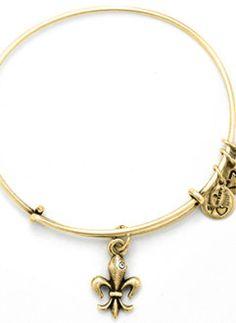 French Royalty Charm Bracelet