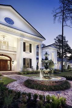 Southern Mississippi, in case you're in the market for a plantation....