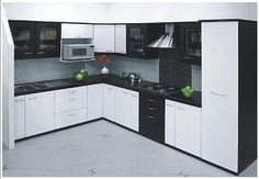 Laminate  modular Kitchen from nano Kitchen and Interiors :Ph:9349101300