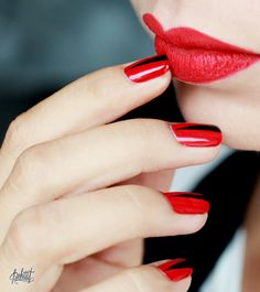 Vernis à ongles rouge louboutin