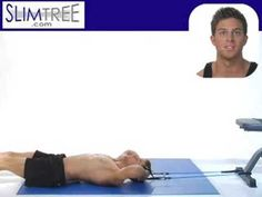 Low Mount Double #Crunches