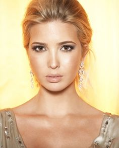 Ivanka Trump #browspiration